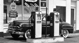 Wprowadzenie benzyny z tetraetyloołowiem