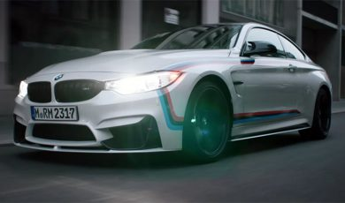 BMW M4 z pakietem M Performance