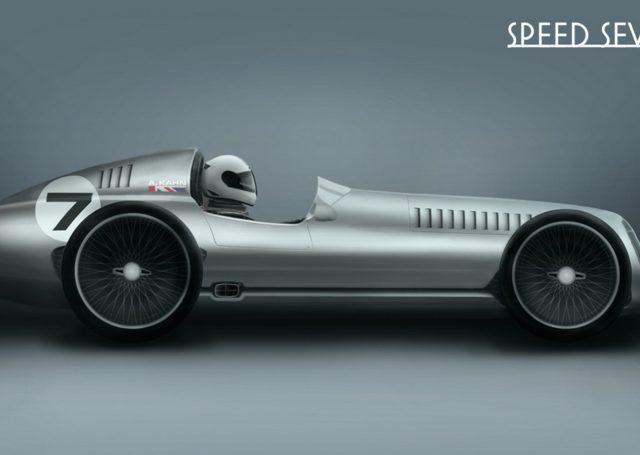 Speed 7 by Kahn Design