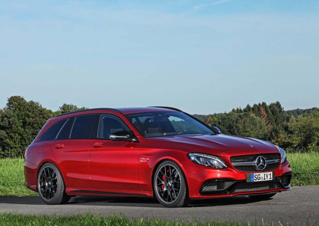 Wimmer RS przedstawia: Mercedes AMG C63 S