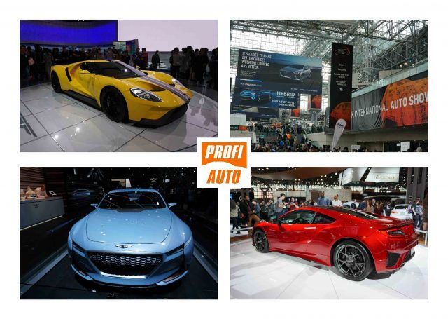 New York International Auto Show 2016 #3