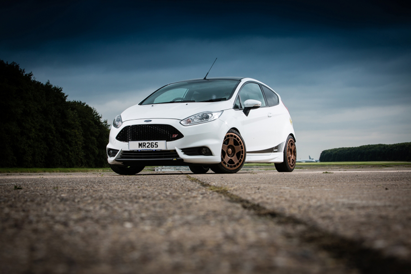 Ford Fiesta ST by Mountune