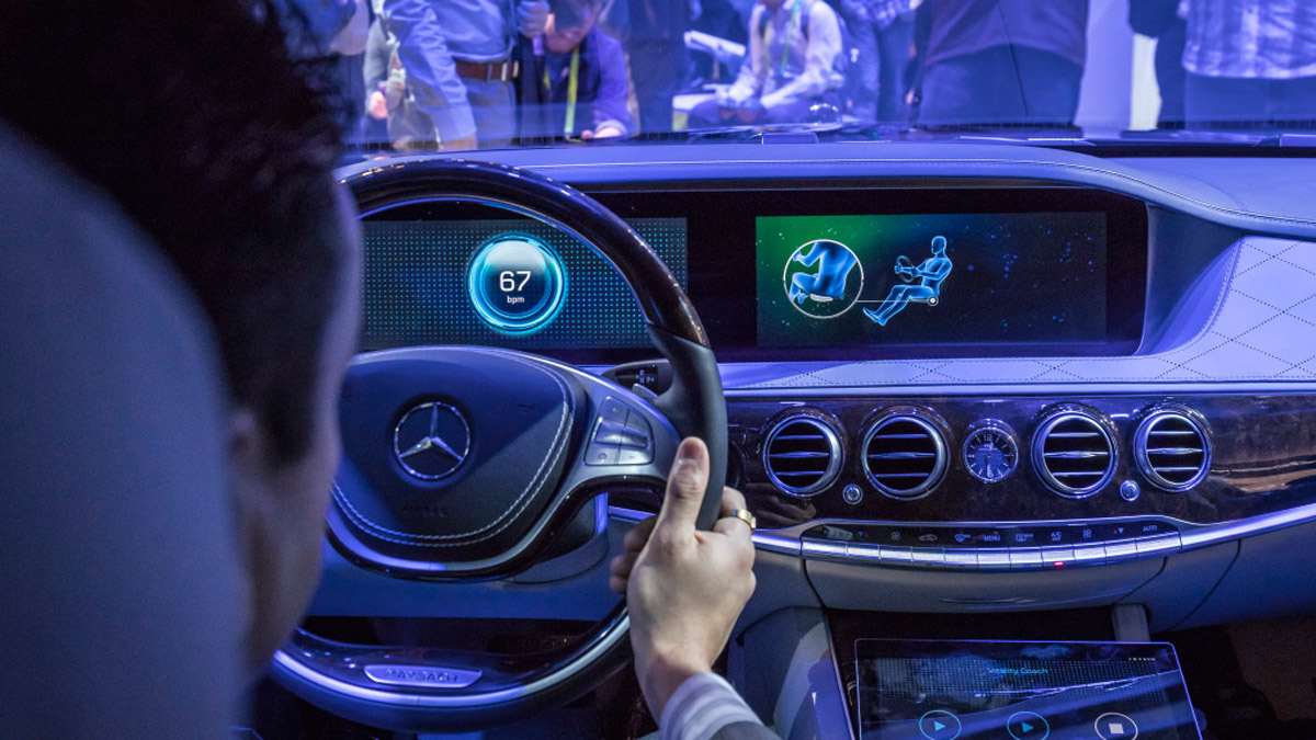Mercedes i system Fit&Healthy