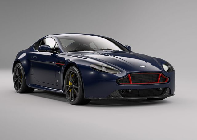 Aston Martin V8 I V12 Vantage Red Bull Racing Edition