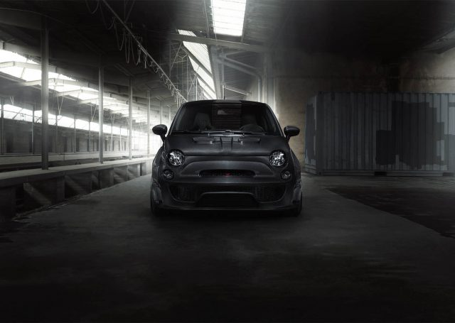 Abarth 500 od Pogea Racing