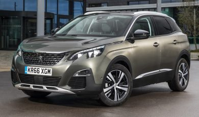 Peugeot 3008 z tytułem European Car of the Year