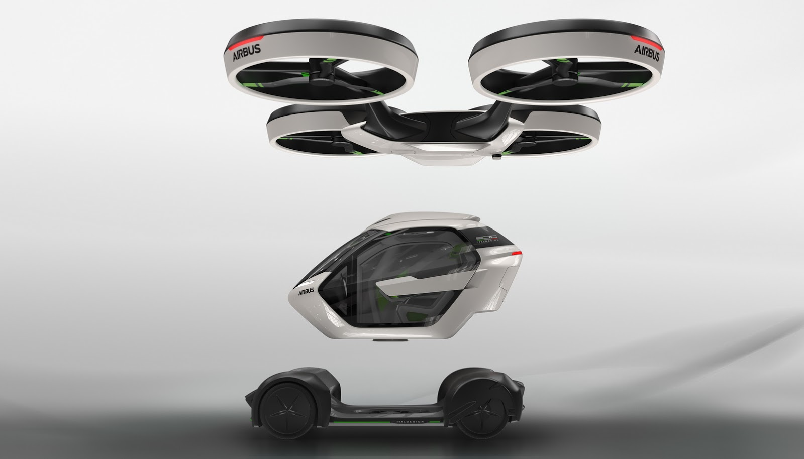 Pop.Up - auto-dron