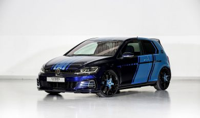 Golf GTI First Decade – hybrydowy hot-hatch