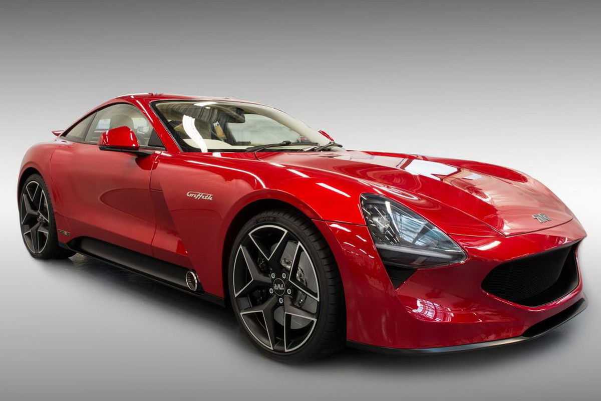 Nowy TVR - Griffith