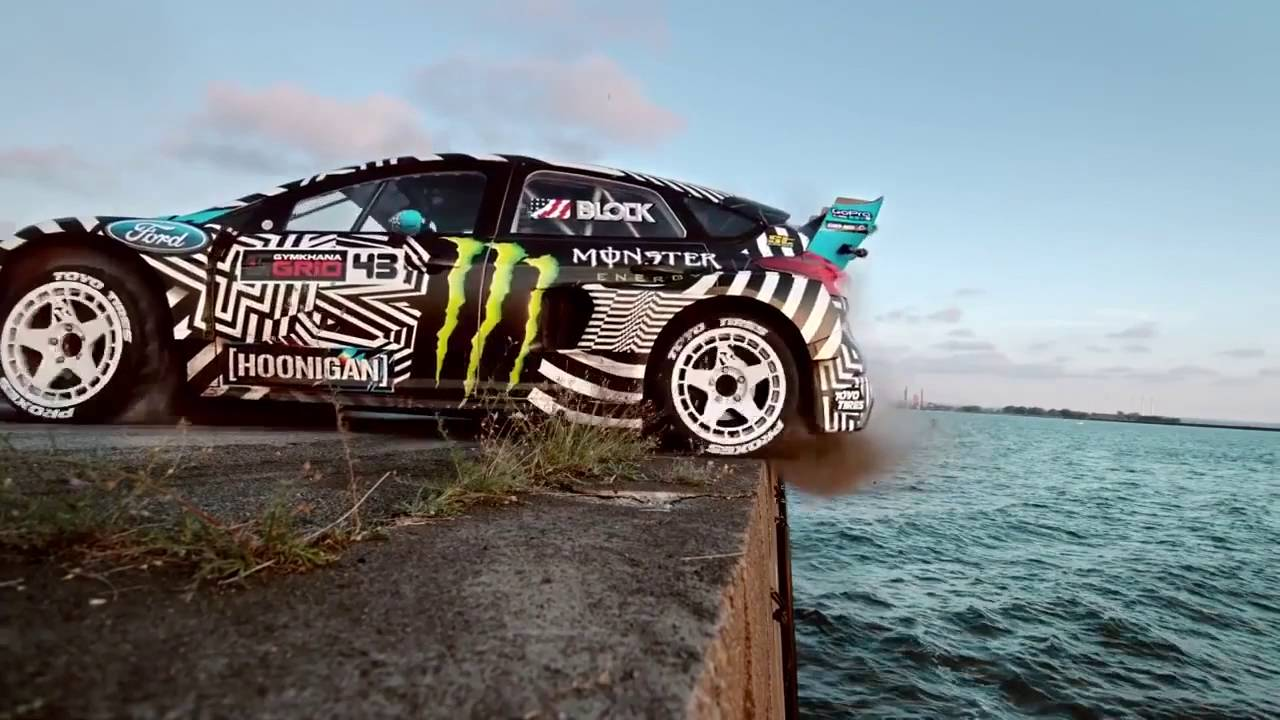 Focus RS RX z Gymkhany 9
