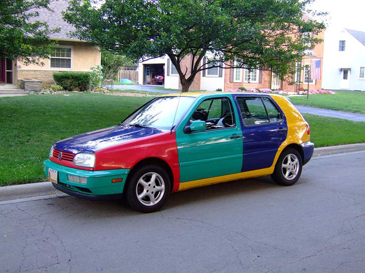 Golf Harlequin