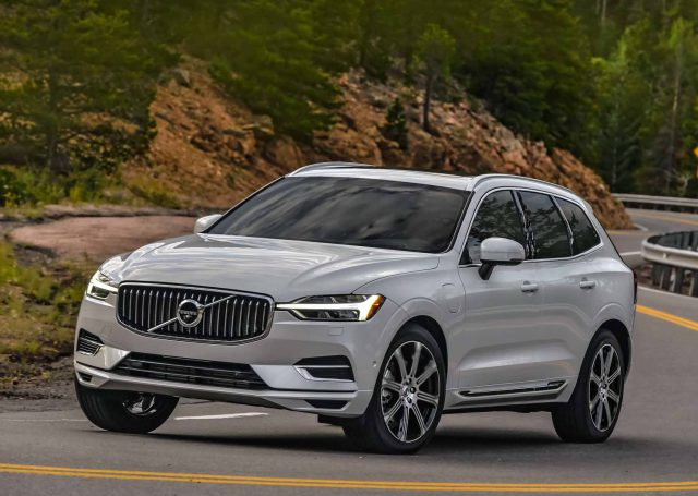Volvo XC60 z tytułem World Car of the Year 2018