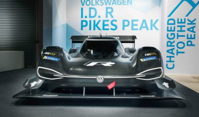 Volkswagen I.D. R gotowy na Pikes Peak
