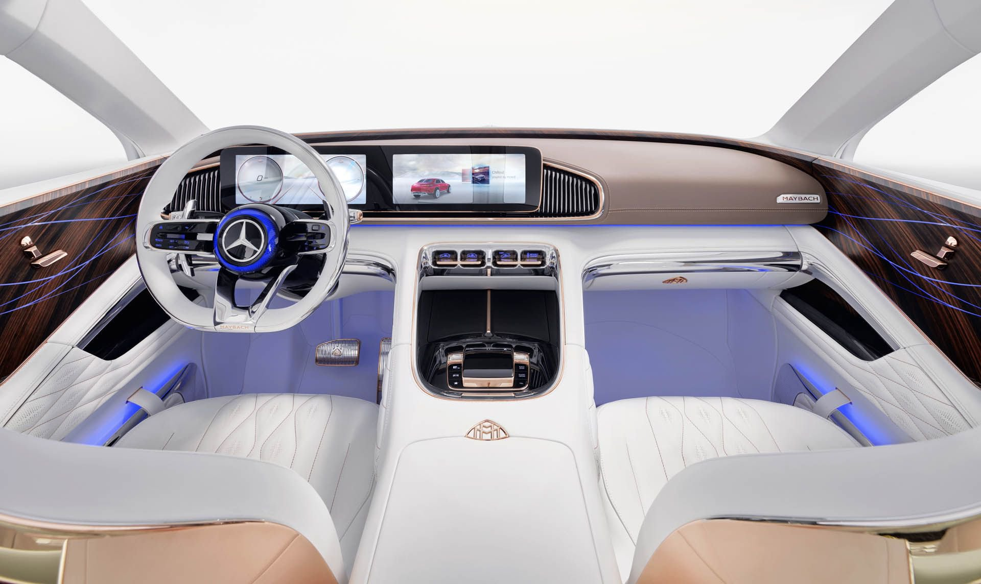 Vision Mercedes-Maybach Ultimata Luxury