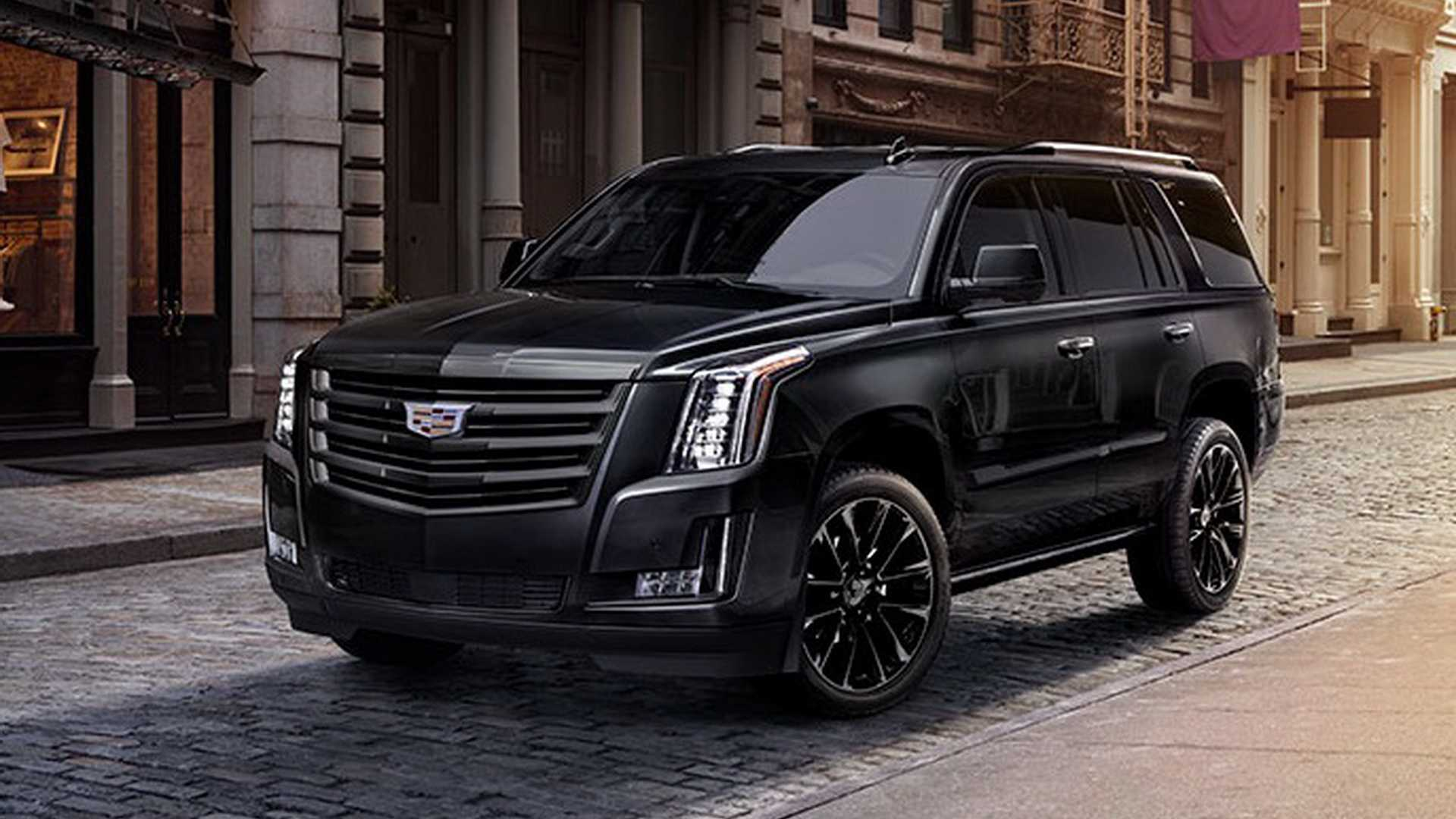 Escalade Sport Edition