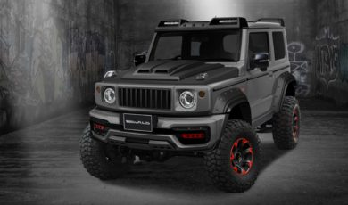 Suzuki Jimny w interpretacji Wald International