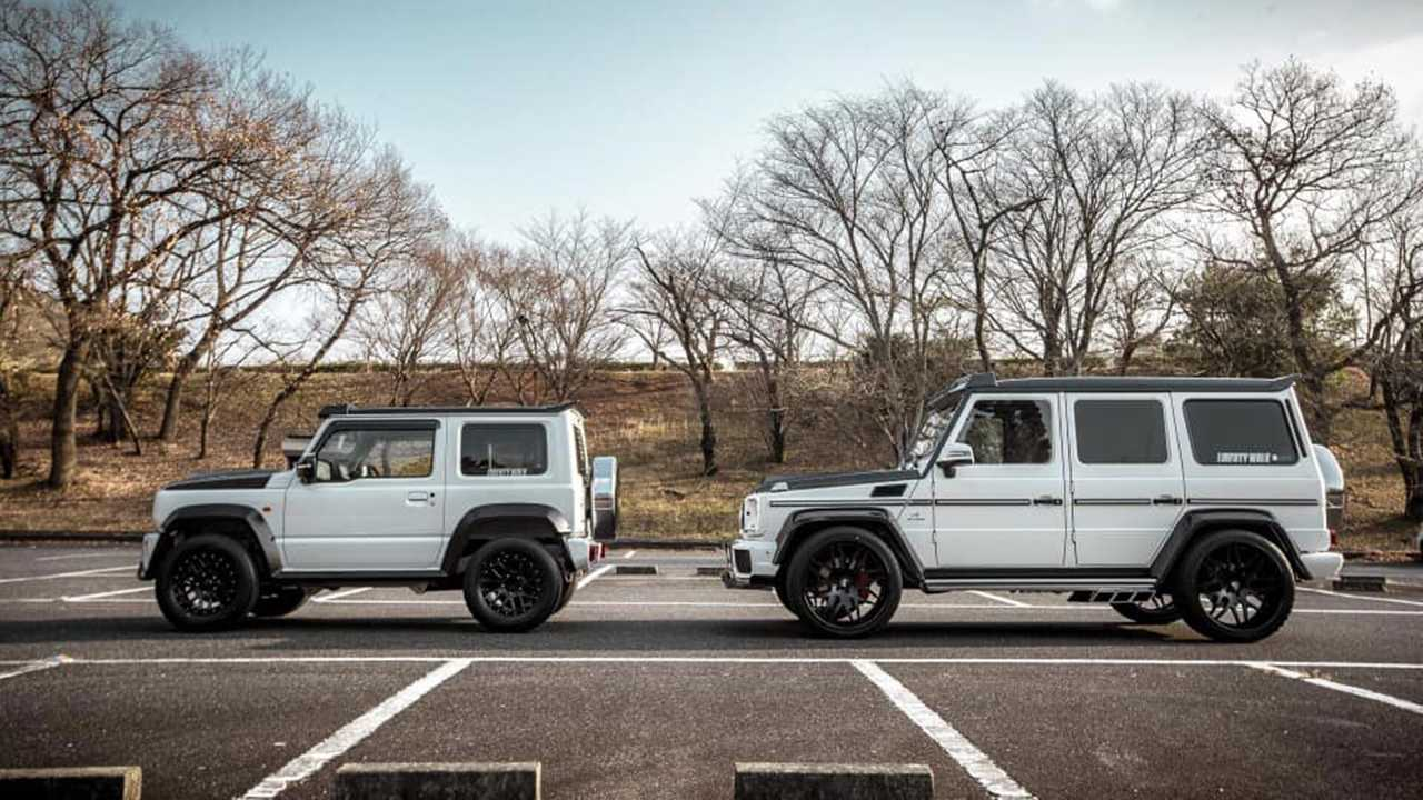 Jimny by Liberty Walk