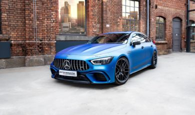 740 KM w Mercedesie AMG GT 63S 4-Door Coupe