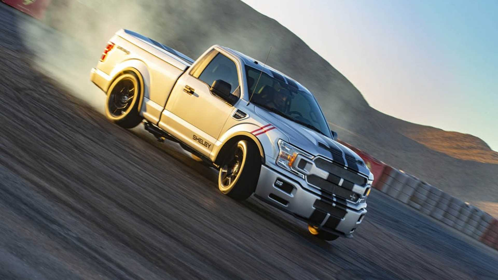 Ford F-150 Shelby