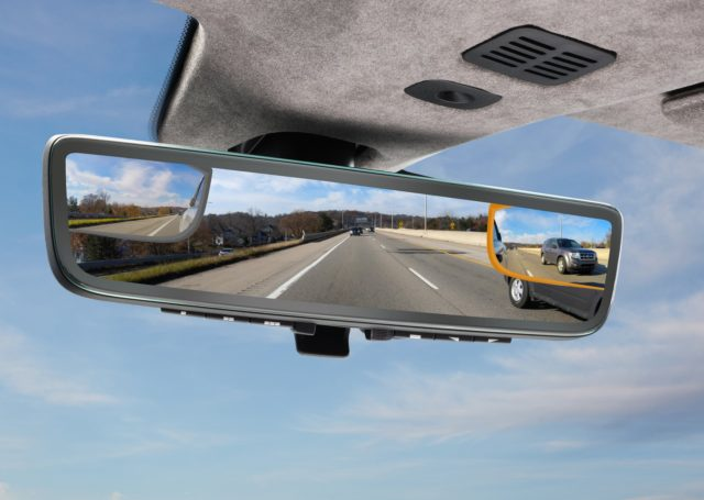 Co dalej z lusterkami? Aston Martin ma pewien pomysł