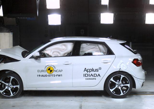 Oto najbezpieczniejsze auta 2019 roku według Euro NCAP