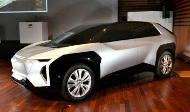 Subaru stawia na elektryczne silniki
