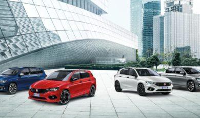 Fiat Tipo z pakietem More oferuje więcej