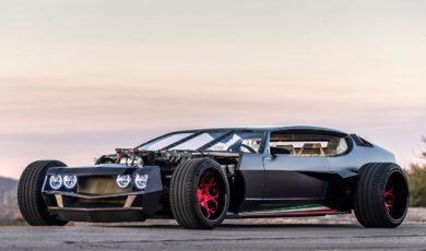 Lamborghini Espada w wersji rat rod