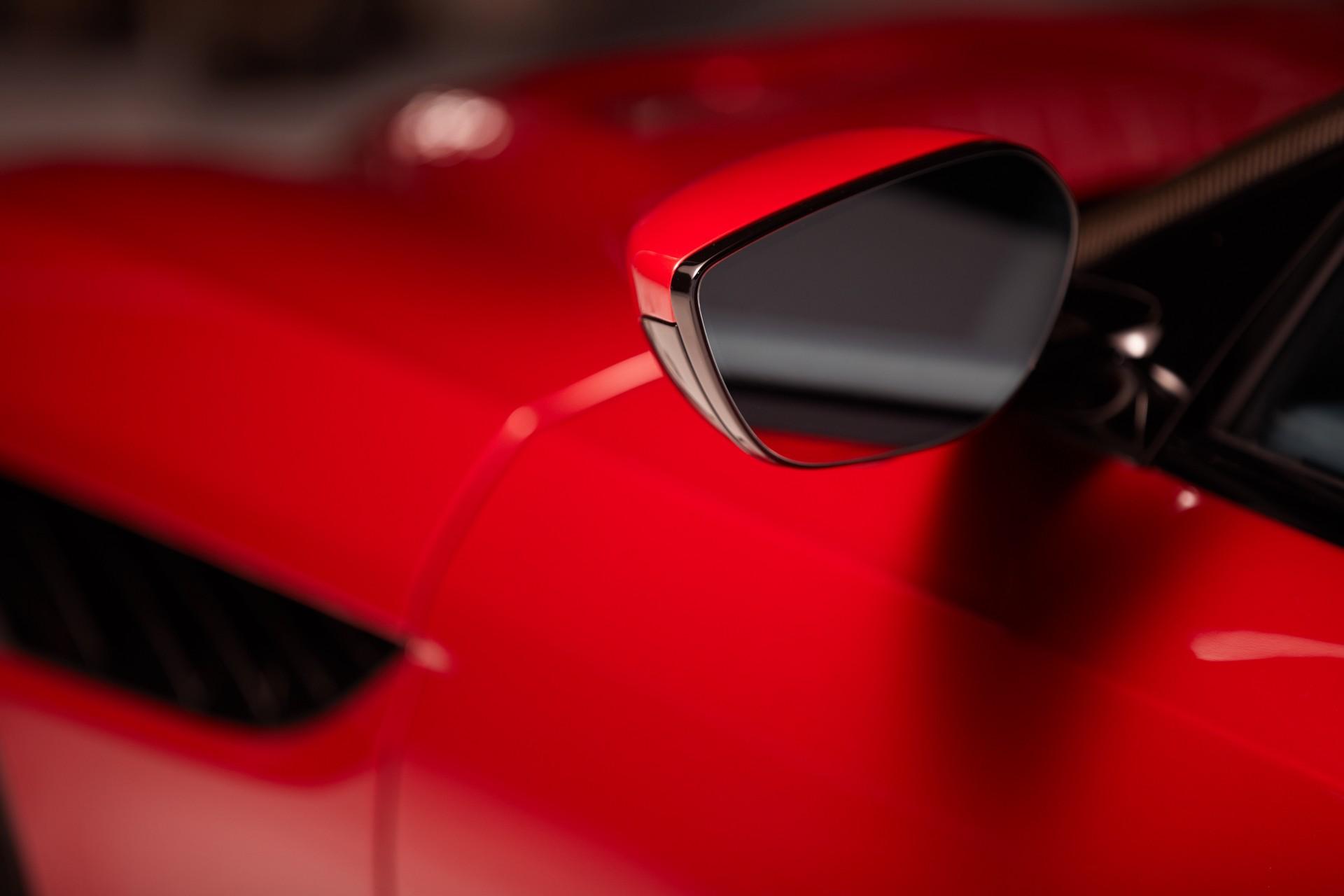 Cyfrowe lusterko Aston Martin