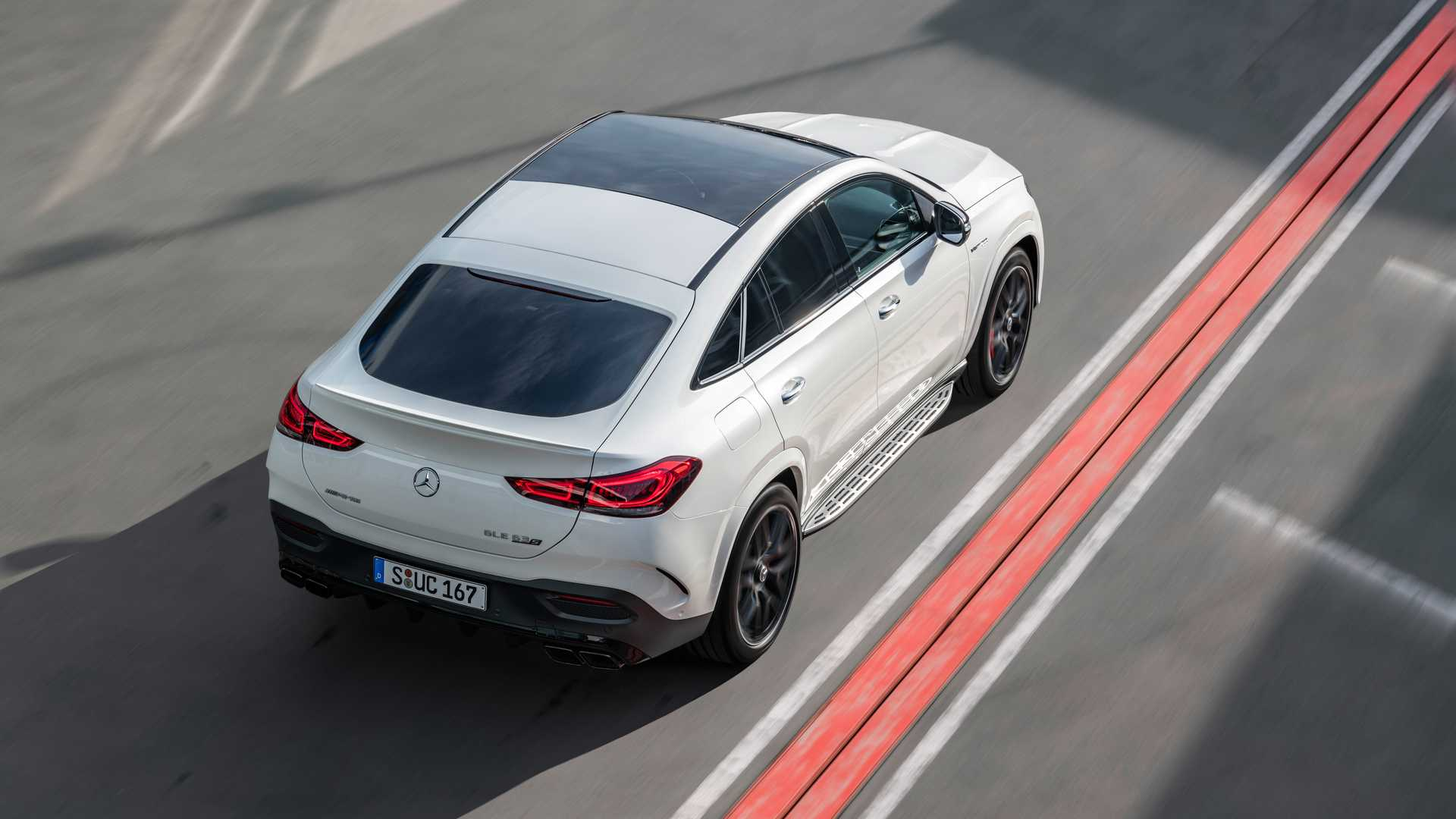 Mercedes AMG GLE 63S