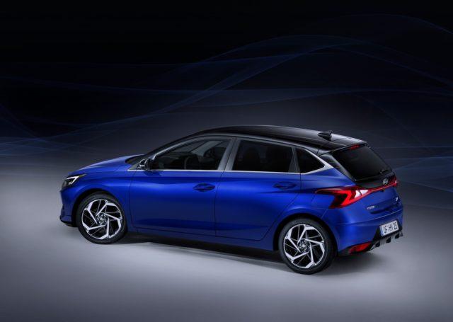 Oto nowy Hyundai i20