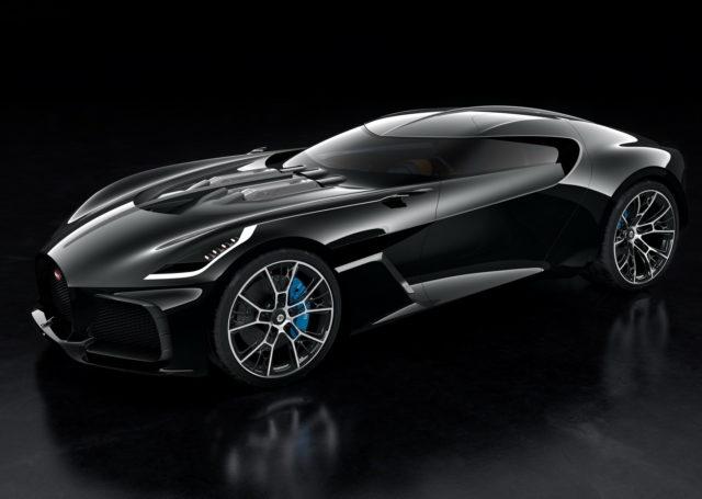 3 nieznane koncepty Bugatti