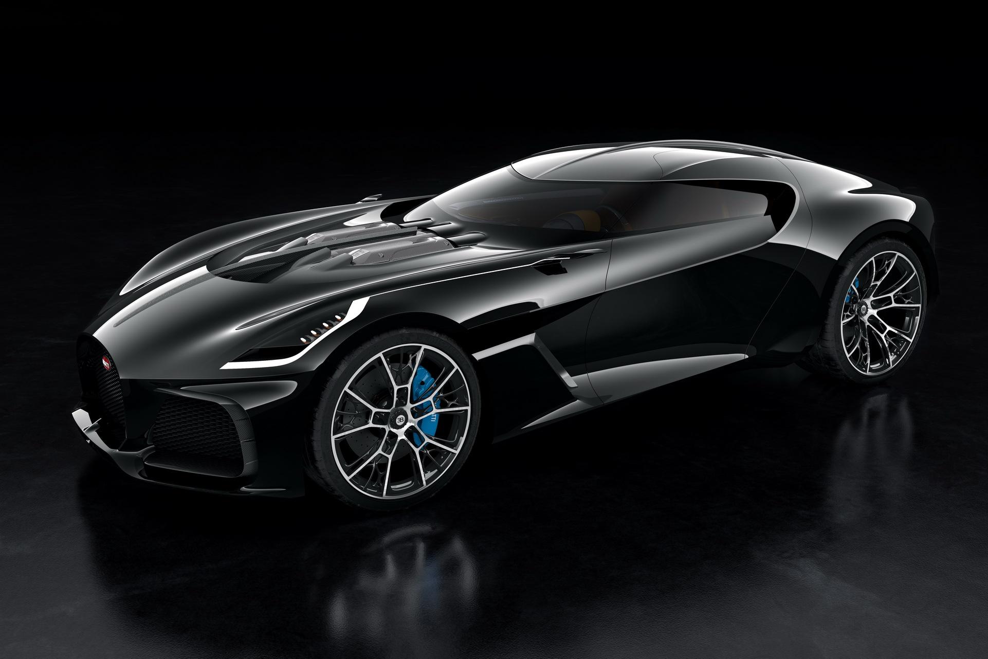 koncept Bugatti