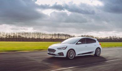 Ford Focus ST Mountune, czyli więcej mocy