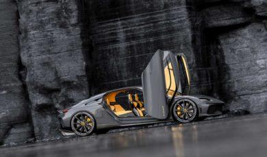 Koenigsegg Gemera, czyli 4-osobowe GT o mocy 1700 KM