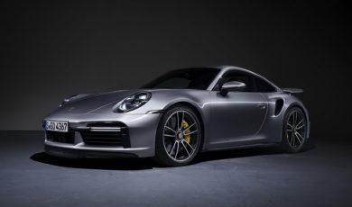 Nowe Porsche 911 Turbo S ma 650 KM