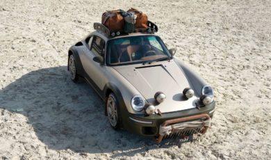 RUF Rodeo to Porsche do jazdy w terenie