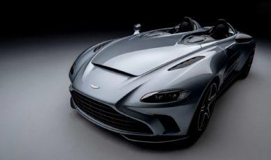 Aston Martin V12 Speedster – ekstrawagancja w angielskim stylu