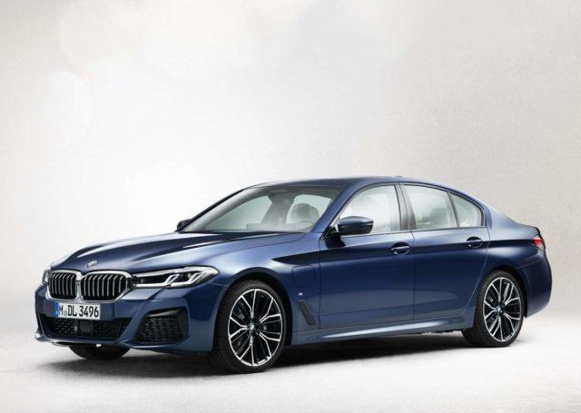 BMW serii 5 (G30) po liftingu. Zdjęcia już w sieci