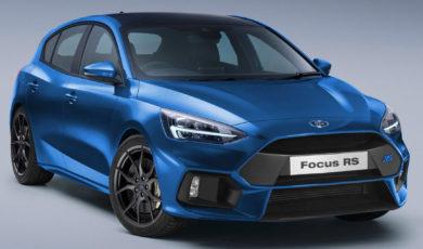 Ford Focus RS nie powstanie