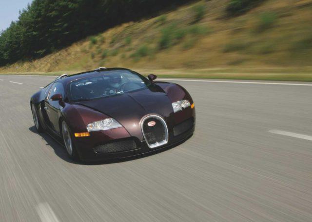 Rekord prędkości Bugatti Veyron ma już 15 lat