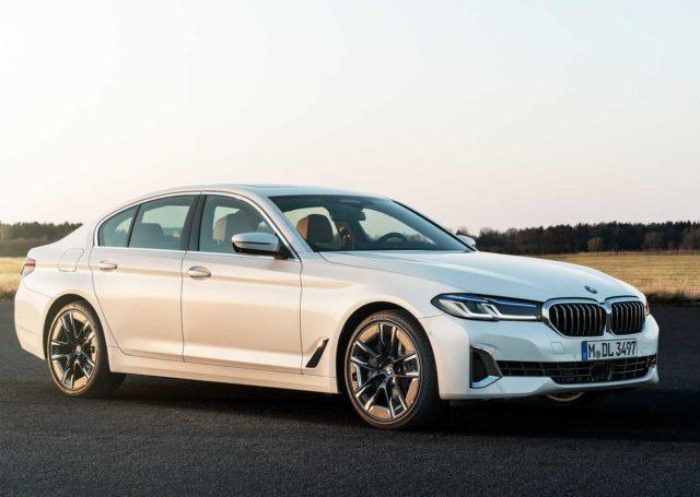 8 faktów na temat odświeżonego BMW serii 5
