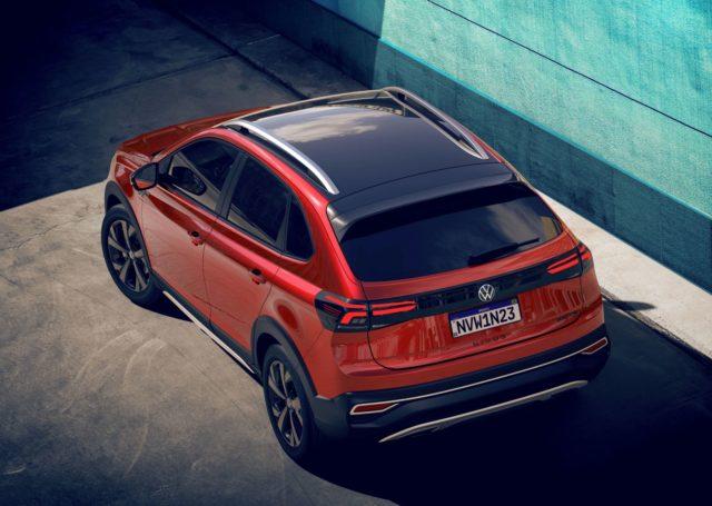 Oto Volkswagen Nivus, czyli alternatywa dla T-Crossa. Na razie tylko w Brazylii