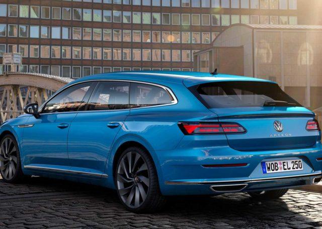 Nowy Volkswagen Arteon. Jest wariant Shooting Brake i hybryda