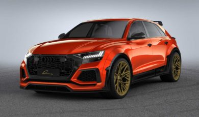 Audi RS Q8 z pakietem Lumma Design, czyli igranie z dobrym smakiem