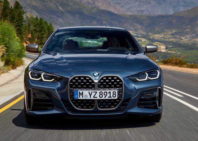 Nowe BMW serii 4 (G22) zadebiutowało. Ponadgabarytowe nerki stały się faktem