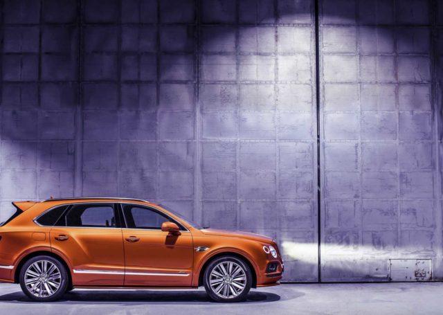 Bentley Bentayga hitem sprzedaży