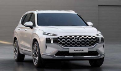 Hyundai Santa Fe z nowym designem, platformą i jednostkami napędowymi