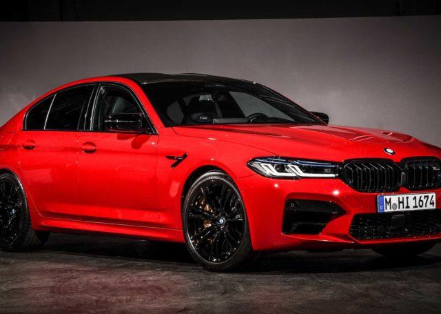 Nowe BMW M5 i M5 Competition w całej okazałości