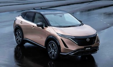 Nissan Ariya – nowy elektryczny SUV o zasięgu do 500 kilometrów